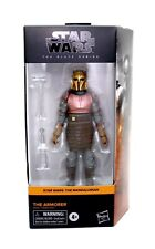 The Armorer Mandalorian Star Wars The Black Series 6-inch Action Figure