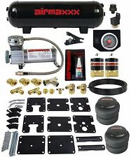 Air Tow Assist Kit No Drill 99-06 Chevy Silverado 1500 Compressor Tank Control