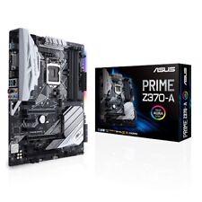 ASUS Prime Z370-A LGA 1151 (300 Series) Intel Z370 HDMI SATA 6Gb/s USB 3.1 ATX I