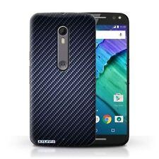 Étuis, housses et coques bleus Motorola Moto X pour téléphone mobile et assistant personnel (PDA) Motorola