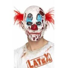 envejecido Zombie Terror Máscara de Payaso Disfraz Halloween Accesorio