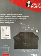 Kingkong 7109 Premium Grill Cover for Weber Summit 600-Series Gas Grills