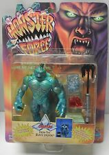 MONSTER FORCE Playmates 1994 CREATURE FROM THE BLACK LAGOON Action Figure NIP