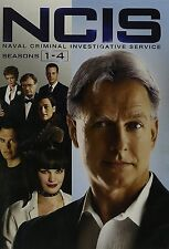 NCIS: Seasons 1 - 4 (DVD)
