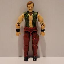 New listing G.I. Joe Arah 1988 Wild Card Mean Dog Driver Action Figure Nm+!