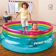 Intex Jump-O-Lene Bouncy Castle - Yellow/Blue