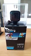 gopro hero session black wifi waterproof new unwanted gift with 2 cycle mounts