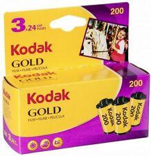 KODAK GOLD 200/24  3 Filme  MHD/expiry date 02/2020 NEUESTE WARE