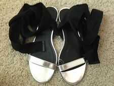 $168 J CREW REMI RIBBON SANDALS SIZE 5.5 NEW ITEM 68689 WOMEN'S SOLD OUT!