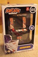 Arcade Classics ASTEROIDS 05 Handheld Games Atari Table Vintage Mancave Fun Gift
