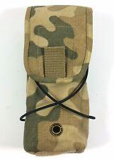 POLISH ARMY BERYL MAGAZINE MOLLE POUCH DESERT CAMOUFLAGE AK AKM AK47 AK74 SAIGA
