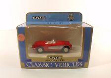 ERTL Classic vehicles n° 2588  '60 Corvette Chevrolet 1/43 neuf en boite