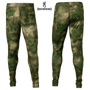 Browning Hell's Canyon Speed Phase Base Layer Pants (XL)- ATACS FG