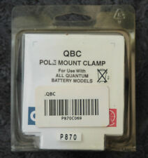 Quantum QBC Pole Mount Clamp - New but damaged box