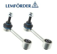 For Audi A3 TT VW Jetta Pair Set Of 2 Rear Susp Stabilizer Bar Link Lemforder