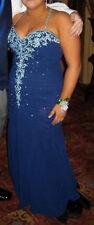 Prom Gown Dress, Tiffany Designs, Size 18, Evening Dress, Gala