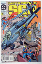 superman metropolic special crime unit S C U 3