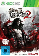 Castlevania: Lords Of Shadow 2 (Microsoft Xbox 360, 2014) Neuwertig
