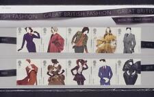 GB 2012 GREAT BRITISH FASHION STAMP PRESENTATION PACK
