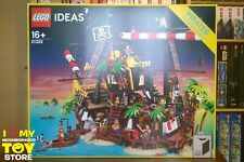 IN STOCK - LEGO 21322 IDEAS #030 PIRATES OF BARRACUDA BAY (2020) - MISB