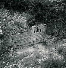 ALESIA c. 1960 - Hypocauste Chauffage Côte d'Or - DIV 3585