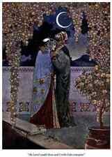 Rene Bull página 106 Hada A4 foto impresión de arte