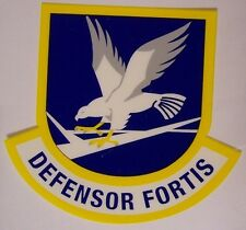 Window Bumper Sticker Military Air Force Security Forces NEW Large Decal