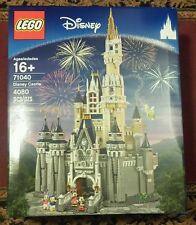 LEGO Disney Cinderella's Castle 71040 NIB NEW FACTORY SEALED Limited Edition