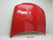 03 04 05 CAVALIER FRONT HOOD CAR PANEL ENGINE MOTOR COVER TOP RED CHEVY OEM OE