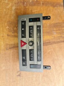 PEUGEOT 407 CLIMATE CONTROL SWITCH 96573322YW