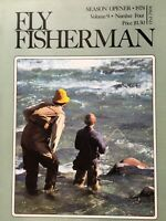 Fly Fisherman April 1978, The Effects Of Water Temperature On Fishing