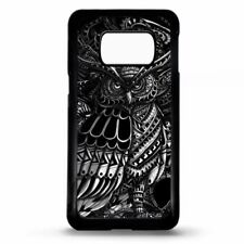 Owl Silicone/Gel/Rubber Cases & Covers for Samsung Galaxy S7