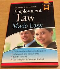 EMPLOYMENT LAW MADE EASY Complete Do It Yourself Guide Book (Paperback)