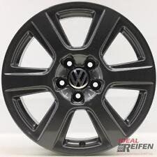 4 VW Tiguan 5N Cerchi Lega 17 Pollici 7x17 ET37 Originale Audi Cerchioni TG