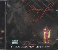 Jenni Rivera En Vivo Desde Monterrey Vol 2 CD 26 Canciones 1969 Siempre Parte 2