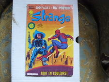 STRANGE N° 182 AVEC SON POSTER ATTACHE   LIRE LA DESCRIPTION