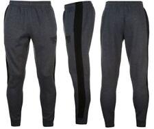 Pantaloni da uomo medio in misto cotone a gamba dritta