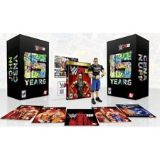 WWE 2K18 John Cena PS4 Extremely Collector's Limited Deluxe Edition