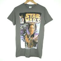 Star Wars #81 Comic Book Cover Graphic Mens T-Shirt Size Small Grey