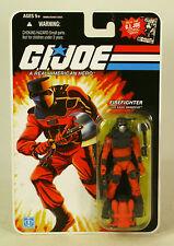G.I. Joe Comic Series Firefighter Barbecue  2007 Hasbro MOC