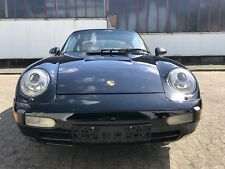 Porsche 911 993 Coupe Schwarz Tiptronic