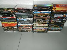 Your Choice of over 100 Dvd's Action & Drama Movies Used Choose Lot #4