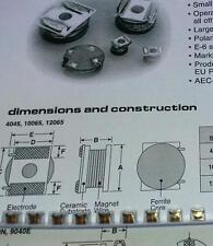 10 unidades, lpc4045-220k koa-lanza SMT inductor 22uh 0.7a DCR = 0.21 Ohm (m1565)