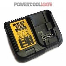 DeWalt DCB115 Li-Ion XR Multi-Voltage Charger 10.8-18v New DCB105 Genuine Uk