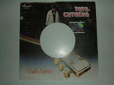 """Toto Cutugno – Voglio L'Anima  - Copertina Forata Per Disco Vinile 45 Giri 7"""""""