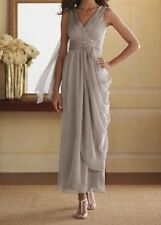 plus sz 16W Grecian Goddess Dress wedding formal party by Midnight Velvet new
