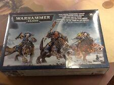 40K Warhammer Space Wolves Thunderwolf Cavalry NIB Sealed