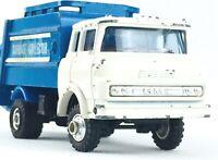"Vintage Shinsei (Japan)1/60th GMC ""Garbage Collector"" (Waste/Trash/Refuse) Truck"