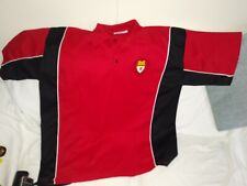 langwith junction bowling club - bowls shirt - size L large