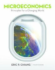 Microeconomics : Principles for a Changing World by Eric Chiang **PDF VERSION**